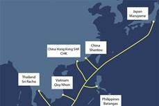 越南新建一条连接越南与亚洲国家的海缆