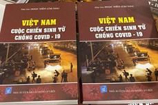《越南—打击新冠肺炎疫情生死之战》一书重新出版