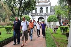 越南旅游:河内市力争2020年下半年接待国内游客达1100万人次