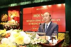 政府总理阮春福:全力确保党的各级代表大会绝对安全