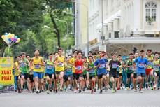 1200名运动员参加2020年越野跑比赛