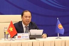 2020东盟轮值主席国:第26次东盟与中国高官磋商以视频方式举行