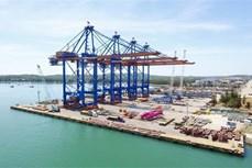 Doosan Vina向Gemalink国际港口出口2台超长超重型起重机