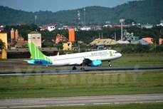 越竹航空公司新开清化至贵仁和富国两条航线