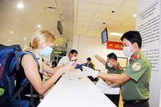 外国公民出入境越南须知的新规定