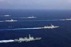 菲律宾:中国在东海演习引发地区紧张局势升级