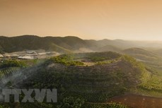 得农地质公园被UNESCO评为世界地质公园
