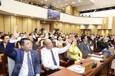 河内市人民议会通过多项经济社会发展决议