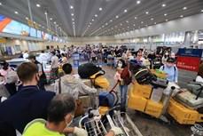 新冠肺炎疫情:把在俄罗斯的近300名越南公民接回国