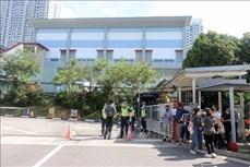 新加坡举行新一届国会选举 265万名选民投票