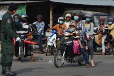 新冠肺炎疫情:今年上半年柬埔寨经济陷入停滞状态