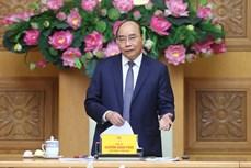 阮春福:绝对不能为发展经济而使疫情再次爆发