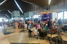 新冠肺炎疫情:把在马来西亚的300多名越南公民接回国