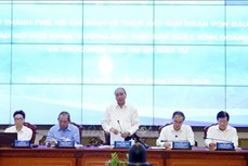 阮春福:胡志明市应注重加快公共投资到位进度  成功实施2020年经济社会发展计划