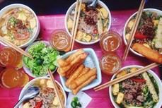 品尝征服国际食客并入选亚洲最佳食品的越式蟹汤米线