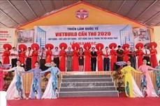 2020年越南(芹苴)国际建筑建材家居展览会正式开展