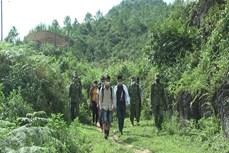 河江省发现非法入境逃避隔离的14名嫌疑人