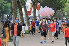 2020年7月河内接待游客量达近120万人次