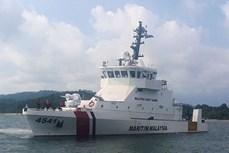年初至今马来西亚已击沉13艘外国渔船