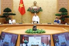 政府总理阮春福:提高警惕 不得掉以轻心 避免疫情陷入失控局面