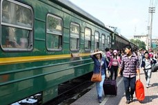 铁路总公司暂停往返河内和胡志明市的SE11/SE12列车