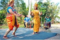 罗帮舞蹈艺术的弘扬和传承之地