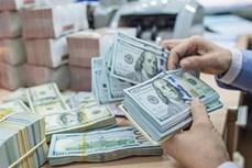 8月5日越盾对美元汇率中间价上调6越盾