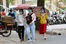 胡志明市:自8月5日在公共场所不佩戴口罩者被处罚