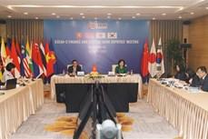 东盟与中日韩财政部副部长与央行副行长会议在河内举行