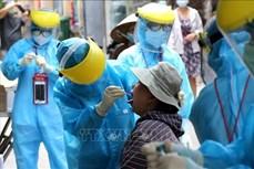 海防市为岘港市和广南省捐赠100亿越南盾 用于防疫工作
