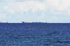 美国务卿与菲律宾外长就东海问题进行讨论