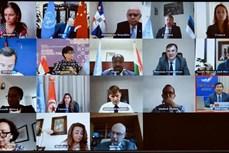 越南与联合国安理会:越南愿同有关各方合作有效打击恐怖主义和有组织犯罪