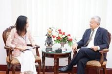 印尼驻越大使哈迪:在疫情爆发情况下越南努力确保东盟合作进程顺利展开