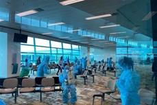 新冠肺炎疫情:越南将在新加坡的240余名公民接回国