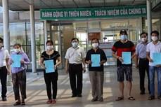 新冠肺炎疫情:广南省新增治愈出院11例