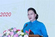 越南国会主席阮氏金银出席新潮国民大会75周年、八月革命和九•二国庆节75周年纪念活动