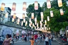 首都河内冯兴街文化空间即将得以扩大