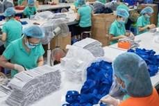 2020年前7月越南医用口罩出口超过7亿
