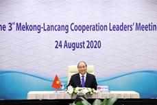 湄公河—澜沧江合作第三次领导人会议召开