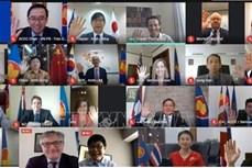 ASEAN 2020:东盟互联互通协调委员会与各合作伙伴进行磋商
