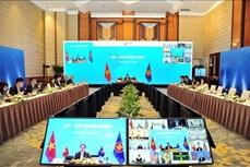 继续开展东盟与美国扩大经济合作倡议