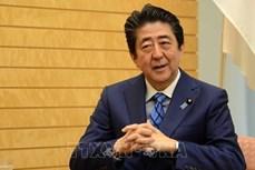 日本首相安倍晋三:我非常希望进一步深化日越两国关系