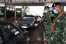 新冠肺炎疫情:泰国加强边境管控 菲律宾继续放宽限制措施