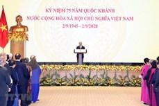 国际团结是越南75年来最重要的经验之一