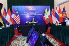 越南主持第53届东盟外长会议筹备会