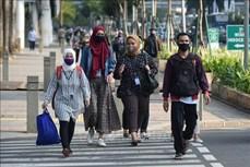 24小时内印度尼西亚新增3444例新冠病例