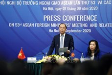 第53届东盟外交部长级会议和系列会议将审议并通过40项文件