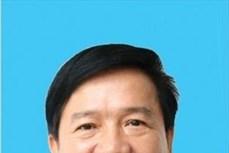政府总理对原广义省人民委员会主席陈玉更给予警告处分
