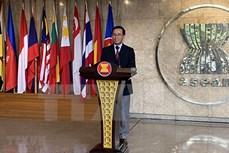 ASEAN 2020:越南代表被选为东盟副秘书长