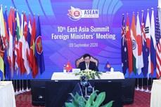 ASEAN 2020:东盟轮值主席国越南为AMM 53付出努力